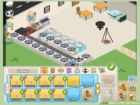 12 step cafe home page how to play cafe world 12 steps with pictures wikihow