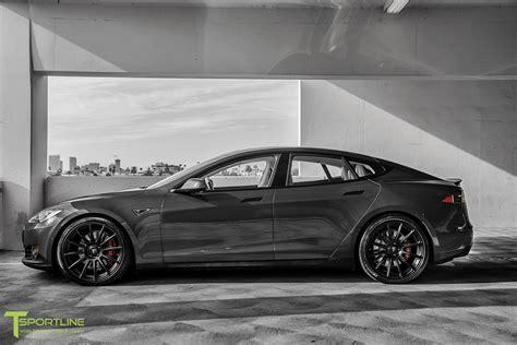 Tesla Aftermarket Tesla Model S Custom Wheels Tsportline Ts112 21x9 0 Et