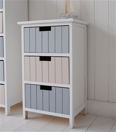 beach bathroom cabinets beach free standing bathroom cabinet furniture with drawers