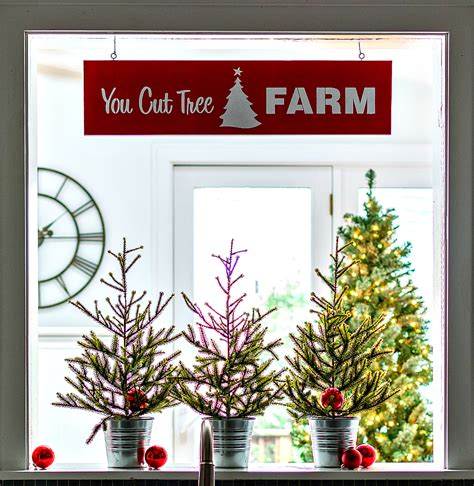 tree shop sign up tree sign