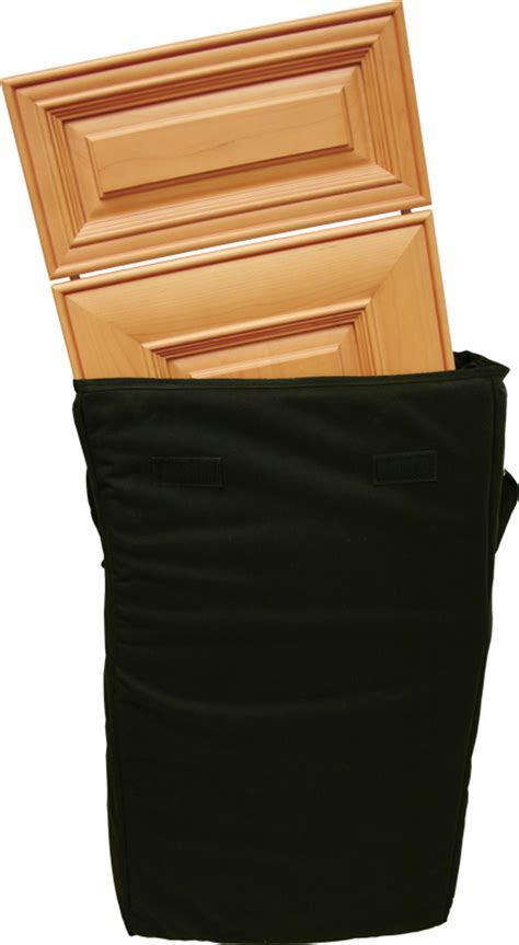 Cabinet Door and Drawer Front Sample Carrying Case (No