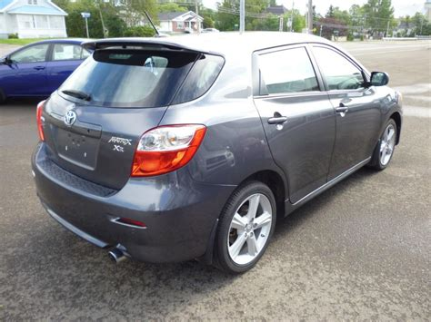 Toyota Matrix 2010 Used 2010 Toyota Matrix Xr To Sale For 9 In Caplan Used