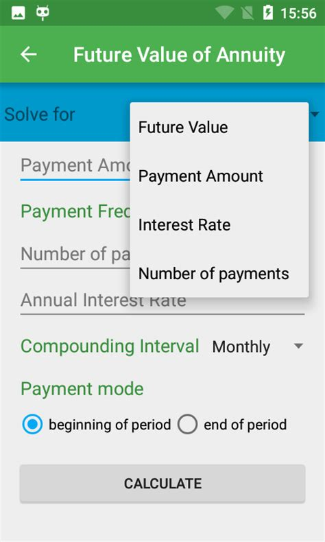 tvm financial calculator android apps on play