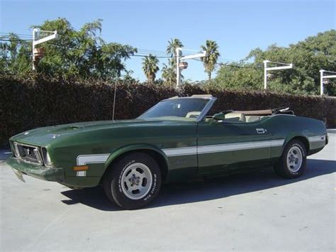 1973 mustang cobra find used 1973 ford mustang q code 351 cobra jet