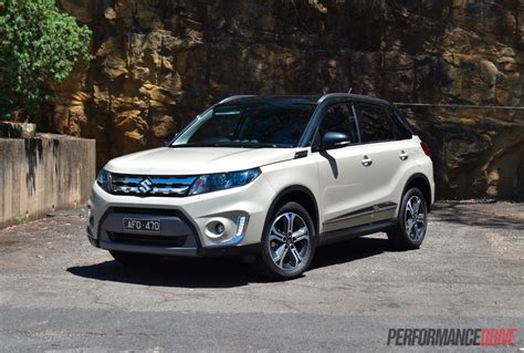 jeep suzuki 2016 2016 suzuki vitara rt x review performancedrive