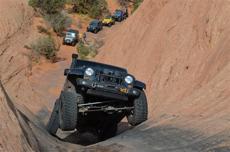 moab jeep trails to hell s gate and back part two the jeep blog