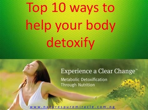 What Is The Best Way To Detox Your Liver Naturally by Top 10 Way To Help Your Detoxify