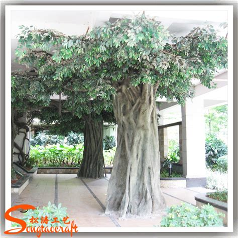 life size cheap artificial big trees landscape plastic make cheap artificial trees life size artificial fake