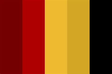 gryffindor colors gryffindor color palette for work