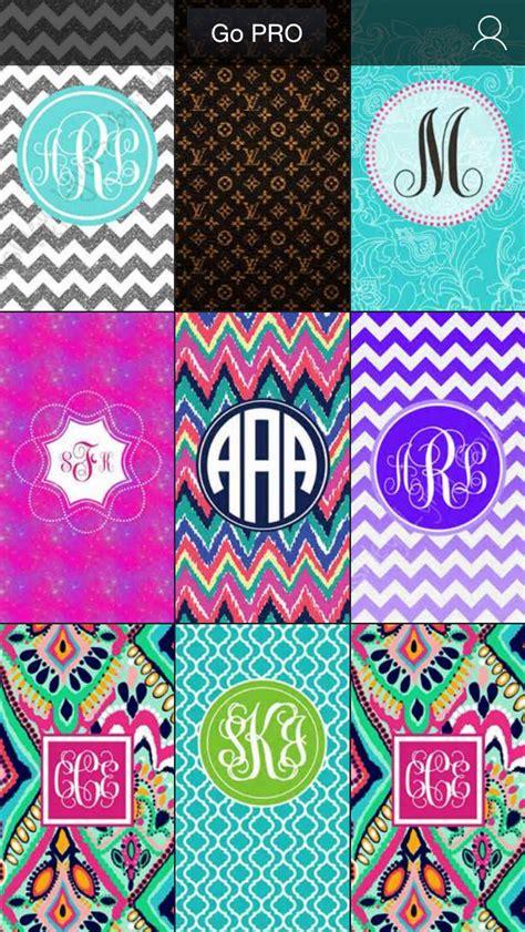 pattern wallpaper maker monogram wallpapers hd free download beautiful chevron