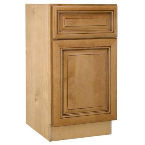 Unfinished Wood Cabinet Doors Home Depot 36x34 5x24 In Base Cabinet In Unfinished Oak B36ohd The Home Depot
