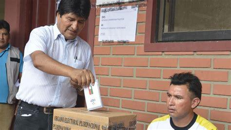 referendum en bolivia 2016 resultados refer 233 ndum el gobierno de bolivia califica de