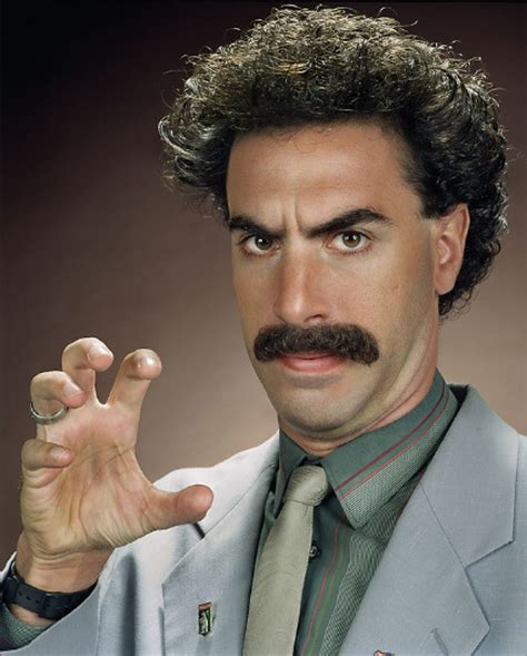 Borat A by Borat Images Borat Wallpaper And Background Photos 1601822