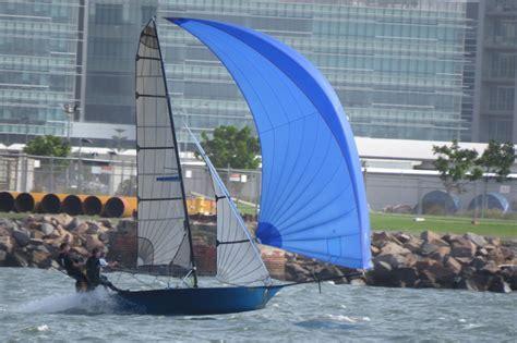 skiff newcastle port hunter 16ft sailing skiff club