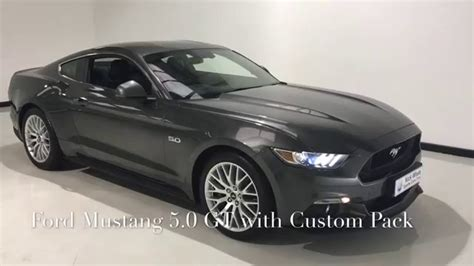ford mustang gt for sale uk for sale uk rhd ford mustang 5 0 gt with custom pack