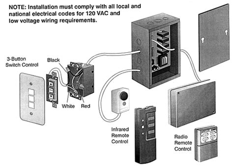 low voltage switch wiring da lite electric screens directory