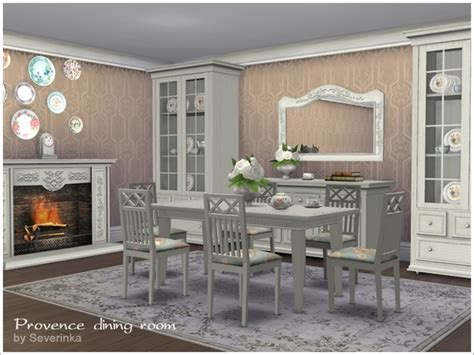 Provence Dining Room by Severinka S Provence Dining Room