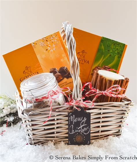 christmas gift baskets for women holiday gift basket ideas serena bakes simply from scratch