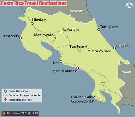 Can You Travel To Costa Rica With A Criminal Record Costa Rica Travel Tips Runaway Travellers