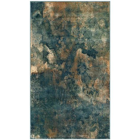 safavieh constellation vintage turquoise multi 2 ft 2 safavieh constellation vintage light blue multi 2 ft x 3 ft area rug cnv765 2220 2 the home