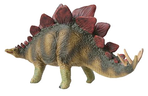 Figure Dinosaur World Stegosaurus Tinggi 18 Cm Dinosaurier Leksaker Cm Hg 16 Cm Lng Papo