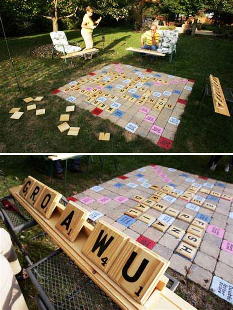 backyard lawn games leading 34 exciting diy backyard games and activities