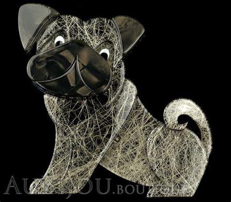 pug grey erstwilder pin brooch pug grey aubijou boutique
