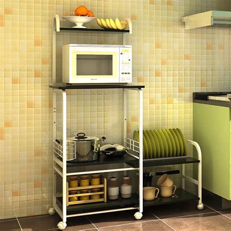 creative kitchen storage creative kitchen shelving shelf microwave oven shelf