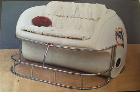 miami dolphins couch 28 best helmet chairs images on pinterest