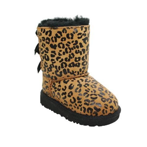 Leopard Print For The Ooh La La Baby by Leopard Print Uggs Baby