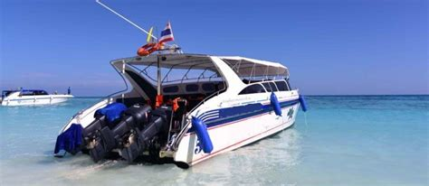 speed boat to phi phi island phi phi islands day tour by speedboat semplice phuket tours