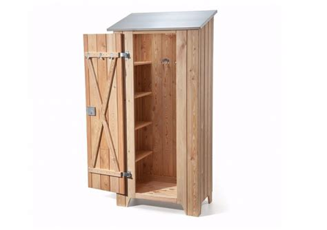 storage solution a customizable garden shed from germany