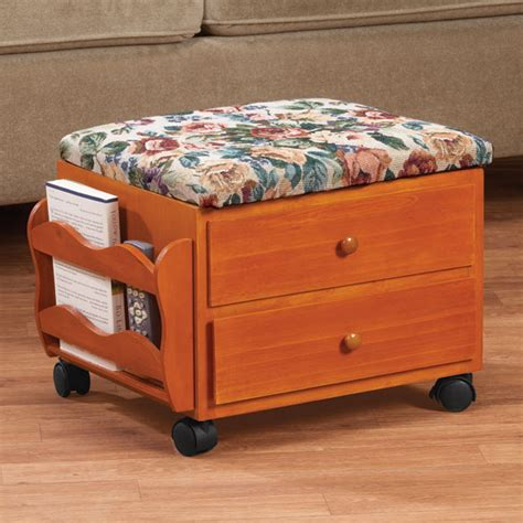 rolling ottoman with storage multi storage rolling ottoman rolling ottoman walter