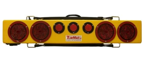 wireless stop and go lights towmate wireless magnetic tow lights led towmate tow
