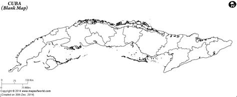 coloring page map of cuba blank map of cuba cuba outline map