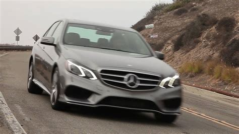 2014 Mercedes E550 4matic by 2014 Mercedes E550 4matic Review Test Drive