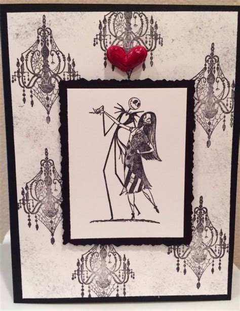 nightmare before valentines 17 best images about scrapbooking diy card ideas on