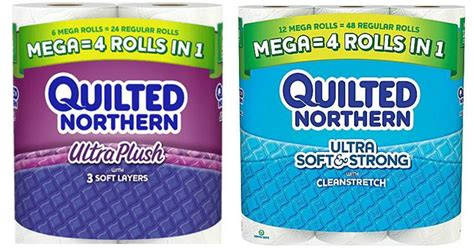 Who Makes Northern Toilet Paper - target savings on quilted northern bath tissue after