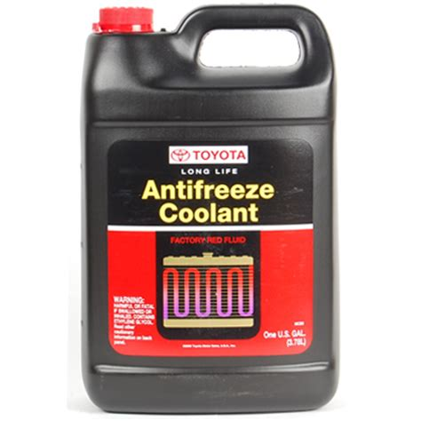 Antifreeze For Toyota Camry What Color Antifreeze For Toyota Camry