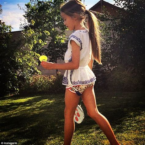 too young little girl models too young to be a supermodel meet nine year old kristina