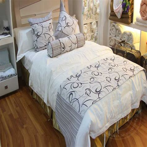 best hotel sheets 51 best images about guangzhou hotel bed runner set on