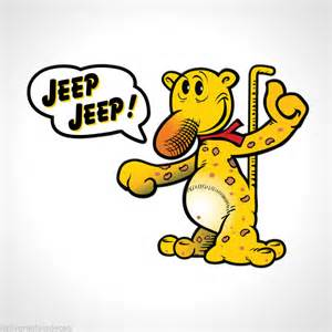 Eugene The Jeep Decal Custom Eugene The Jeep Jeep Jeep Decal Bumper Sticker Ebay