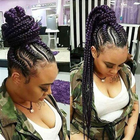 goddess braids in a ponytail 50 goddess braids hairstyles my new hairstyles