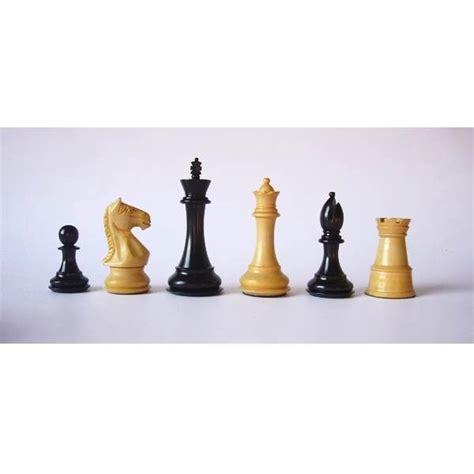chess styles staunton style ii ebony chess pieces