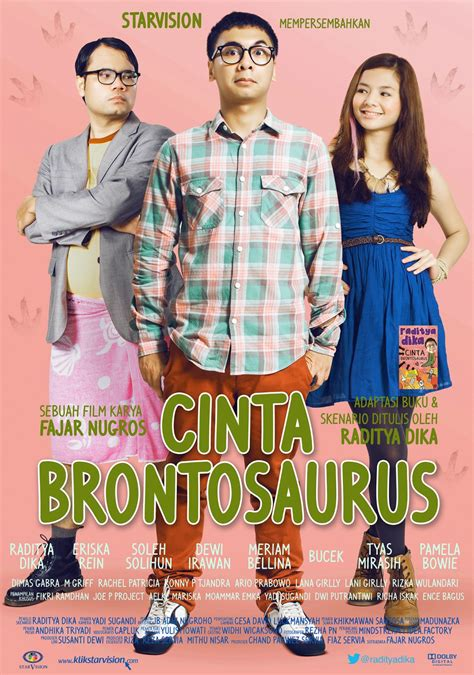 film cinta brontosaurus full movie indonesia cinta brontosaurus 1 of 2 extra large movie poster