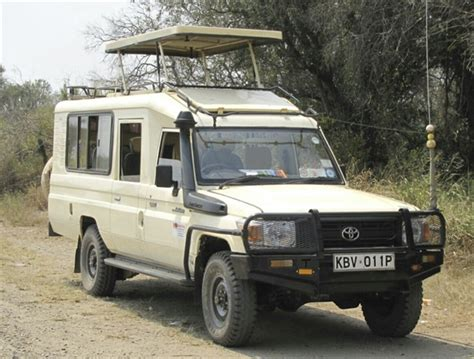 Safari Auto by Car Rental In Kenya Safari Tours Investors