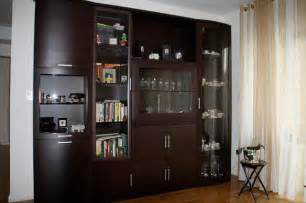 Wall Units Furniture Living Room Wall Unit Contemporary Living Room New York By Mig Furniture Design Inc