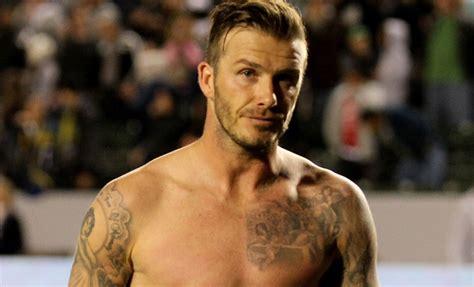 beckham tattoo kinder beckhams irre tattoo galerie david los angles galaxy