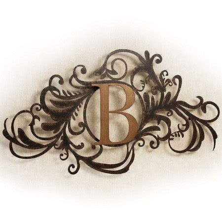 Monogram Wall Decor Metal by 1000 Images About Home Decor On Coffee Bar