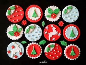 Christmas Tree Edible Decorations - 35 best christmas cupcake toppers cupcakes gallery